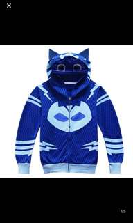 Instock now pj mask catboy jackets brand new size 120cm for 5-6yrs old