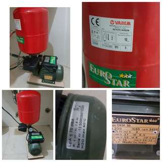 Euro Star Water Heater and Beebest Multipoint Heater