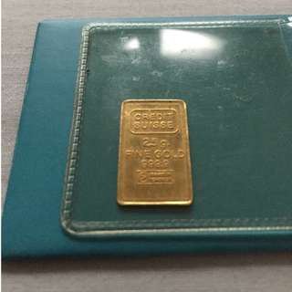 2.5g pure gold bars for sale