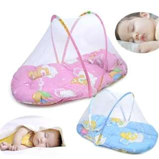 Baby Mosquito/ Insect Netting Bed/ Mattress