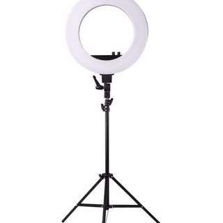 V290 led ringlight with stand