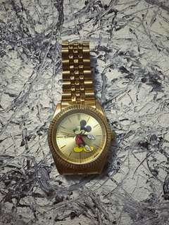 Vintage Disney Mickey Watch
