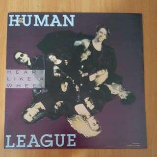 Heart Like A Wheel  - Human League (12'Single Vinyl Record)