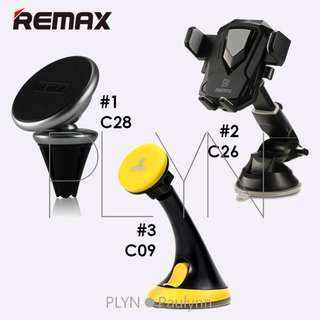 Remax Phone Holders Car Phone Holder Taxi Grab