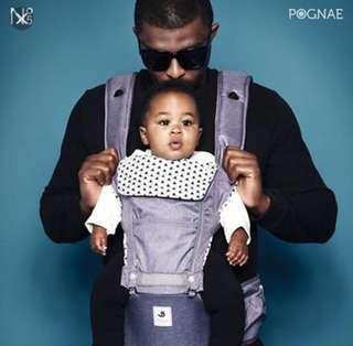 BNIB Pognae No. 5 Hipseat Baby Carrier