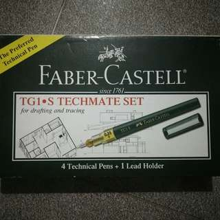 TG1 S Techmate Set