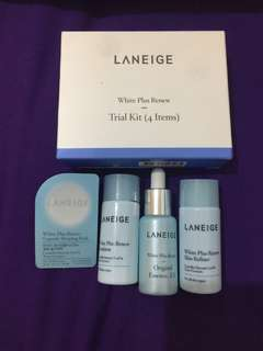 Lanaige white plus renew