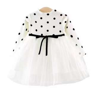 P/O baby girl party dress