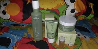 Skin care jafra untuk kulit berminyak cenderung berjerawat