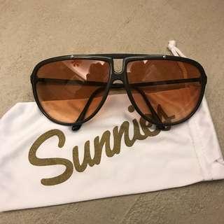 Sunnies Yellow Specs Sunglasses