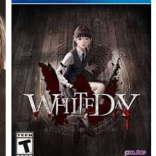 PS4 White Day Valentine