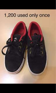 DC Boys Shoes