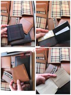 Burberry Wallet & Bag