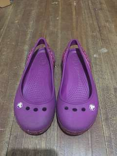 Authentic Crocs genna slingback