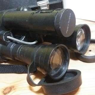 軍用俄羅斯星光夜視鏡
