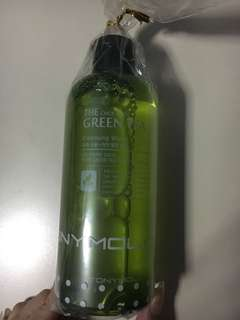 Fast deal! Tony moly . The Chok chok green tea cleansing water