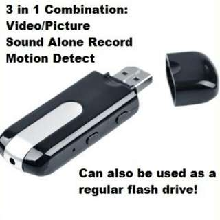 Mini USB Flash Drive Spy Camera