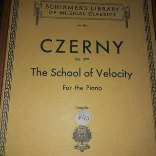 Czerny op.299