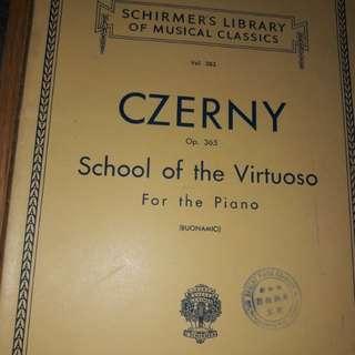 Czerny op.365
