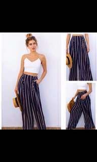Onsale!Korean Top and Square Pants