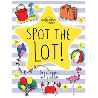 (Brand New) Spot the Lot (Lonely Planet Kids)   By: Lonely Planet Kids, Christina Webb, Thomas Flintham (Illustrator) -  Paperback