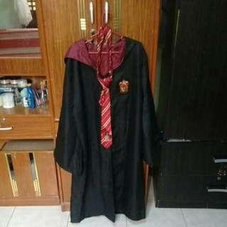 Harry Potter Robe + Necktie