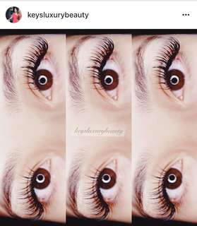 $60 EYELASH EXTENSIONS! LIMITED TIME OFFER!