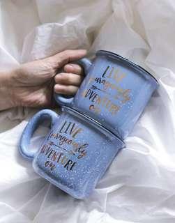 Gold Foiled Adventure Mug