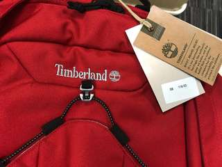 Brand new Timberland backpack with great discount