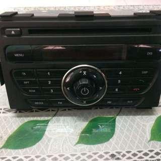 Proton iriz/persona radio/player/head unit