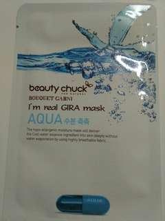 Beauty Chuck Aqua Mask sheet