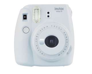 Instax Mini 9 with 1 pack of film (10pcs)