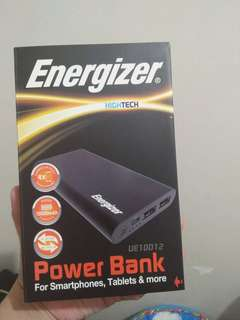 Energizer powerbank for sale bran new