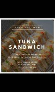 Sandwich tuna box
