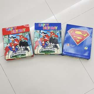 Super Heroes Party Pack (DC Super Friends)