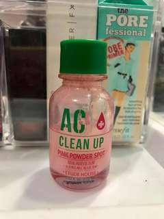 Acne Pink Powder