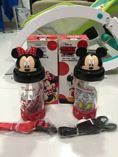 Mickey Mouse bottle