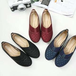 *RESTOCK - HOT SELLER*jj  *Sepatu KeLsey Loafer 882-K35*😍 Di Jamin Nyaman di Pakai👍 Flat Shoes