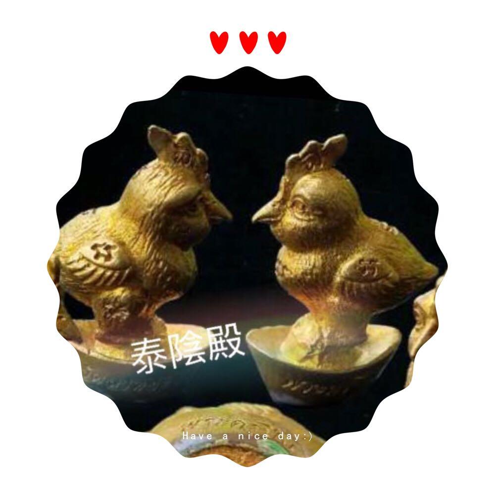 招財古曼雞🐥( 已包防水殻)
