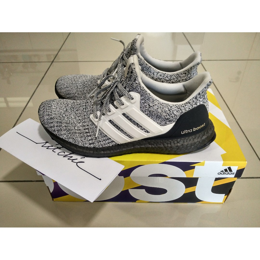 492a08d89e1 Adidas Ultra Boost 4.0 Cookies and Cream