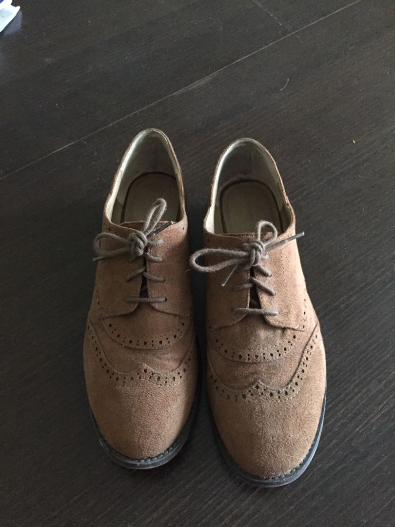 Adrienne Vittadini oxford shoes