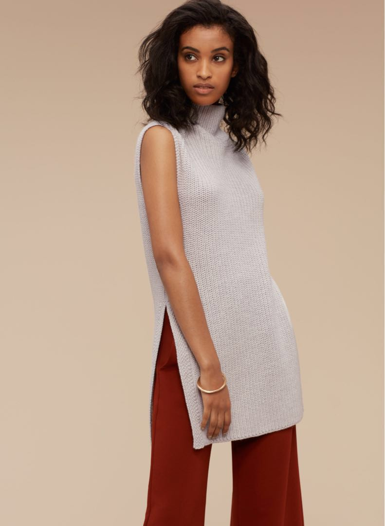 Aritzia Wilfred Durandal Sweater XXS