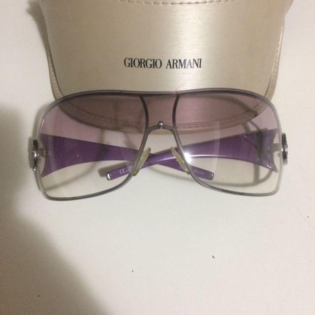 baa95fdfb040 Authentic Giorgio Armani Sunglasses