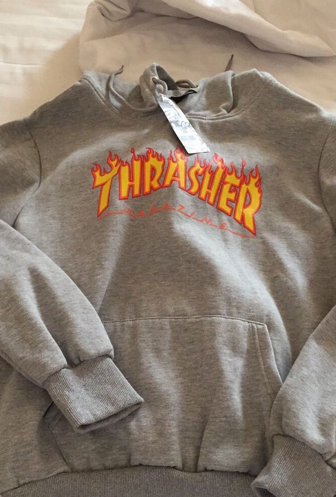 AUTHENTIC Thrasher Hoodie