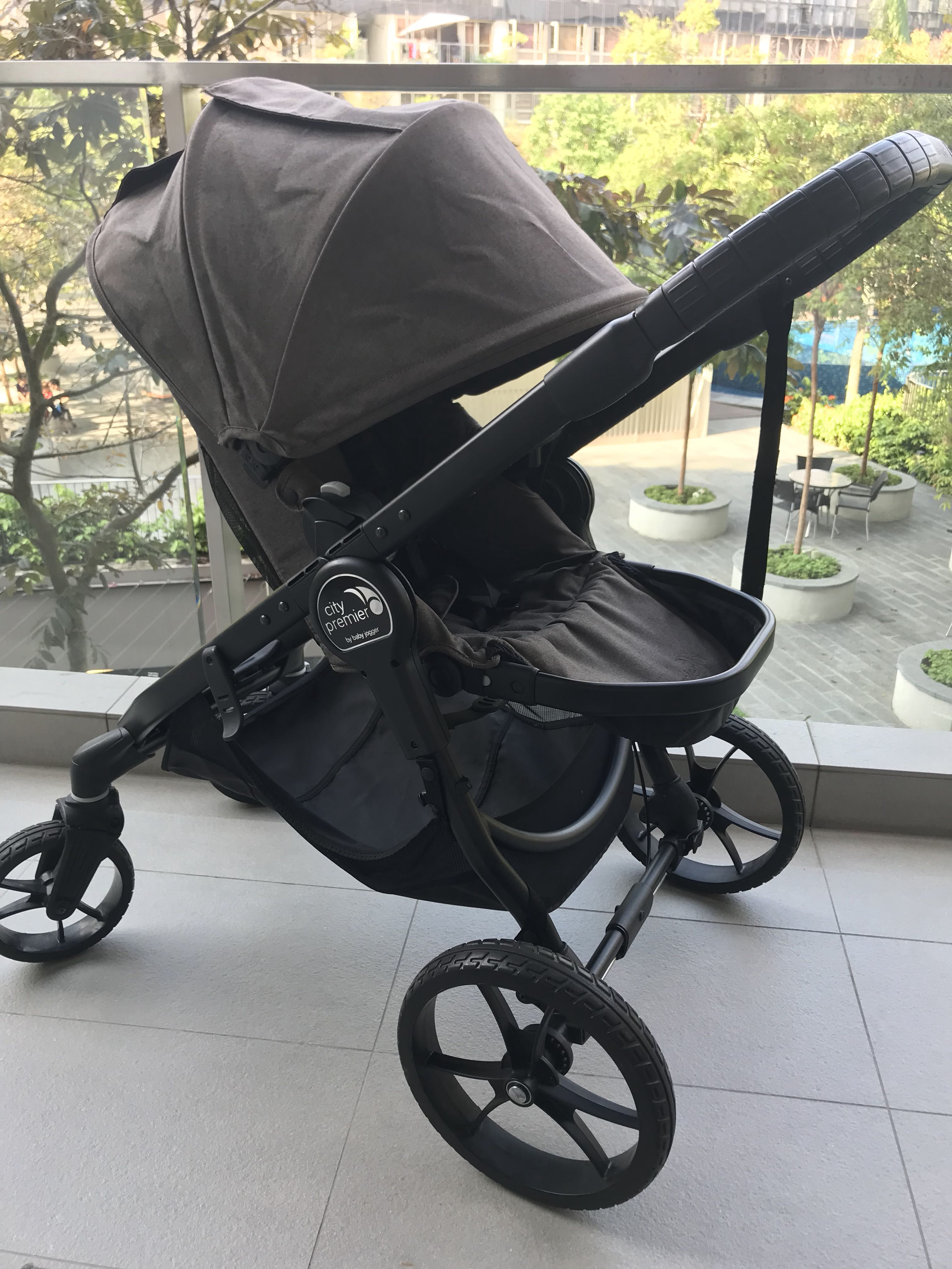 Baby Jogger City Premier Babies Kids Strollers Bags Carriers