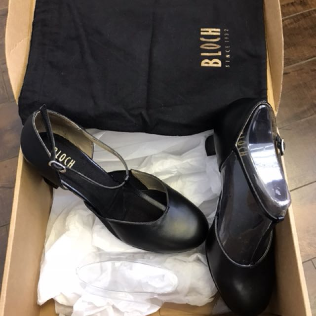 Bloch Simona Shoes size 10.5(Ballroom and Latin dance)