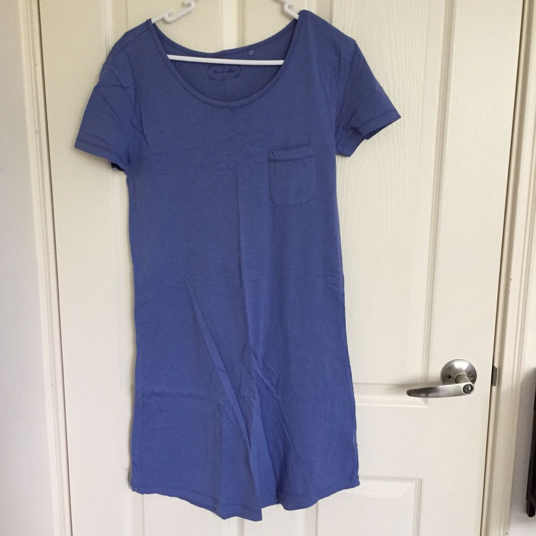 Blueish-purple Nightgown size S