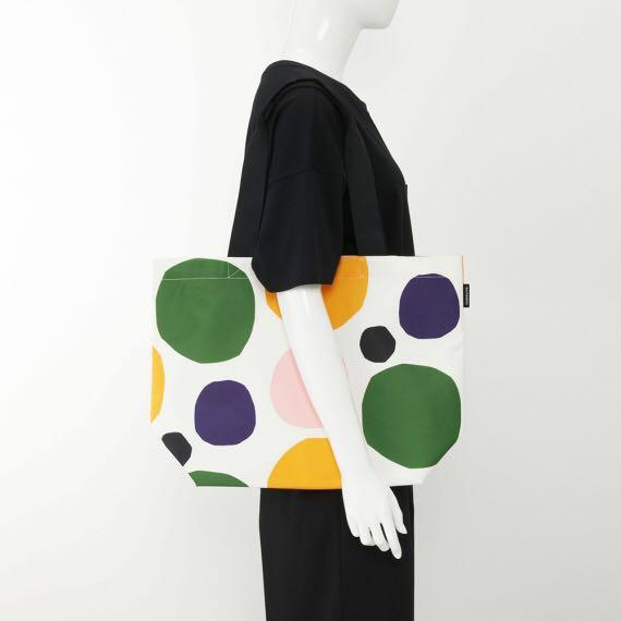 BNWT Marimekko x Uniqlo Tote Bag in Nonparelli Print
