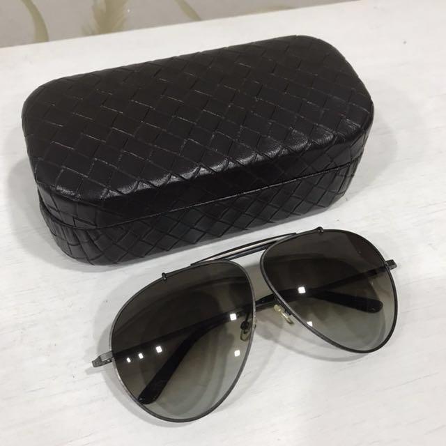 Bottega Veneta Aviator Men or Women Unisex Sunglasses