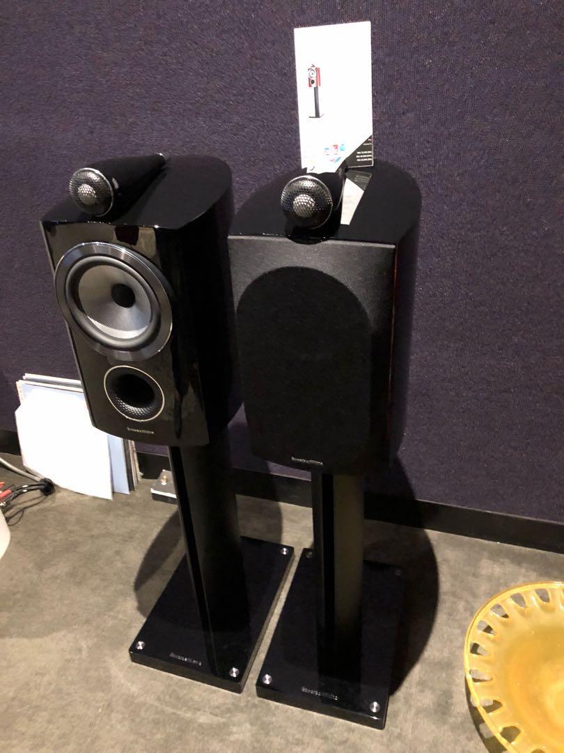 Bowers Wilkins Bookshelf Loudspeakers 805 D3 Electronics Audio Di Carousell